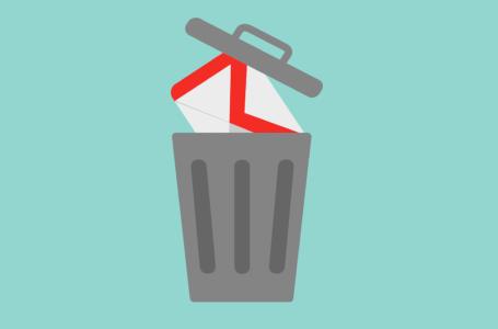 delete gmail feature