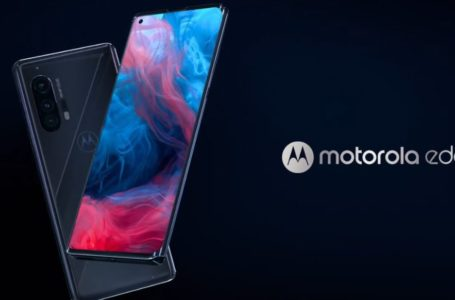 Motorola Introduces The First 108 MP Camera Phone
