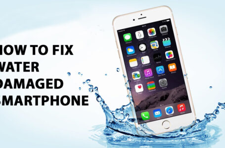 How to Fix Water Damaged Phone – Easy Home Solution