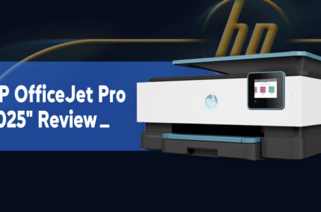 The HP OfficeJet Pro 8025 All-in-One Printer Review: Performance, Specs, and price