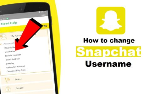 How to Change Snapchat Username – Display Name vs Username
